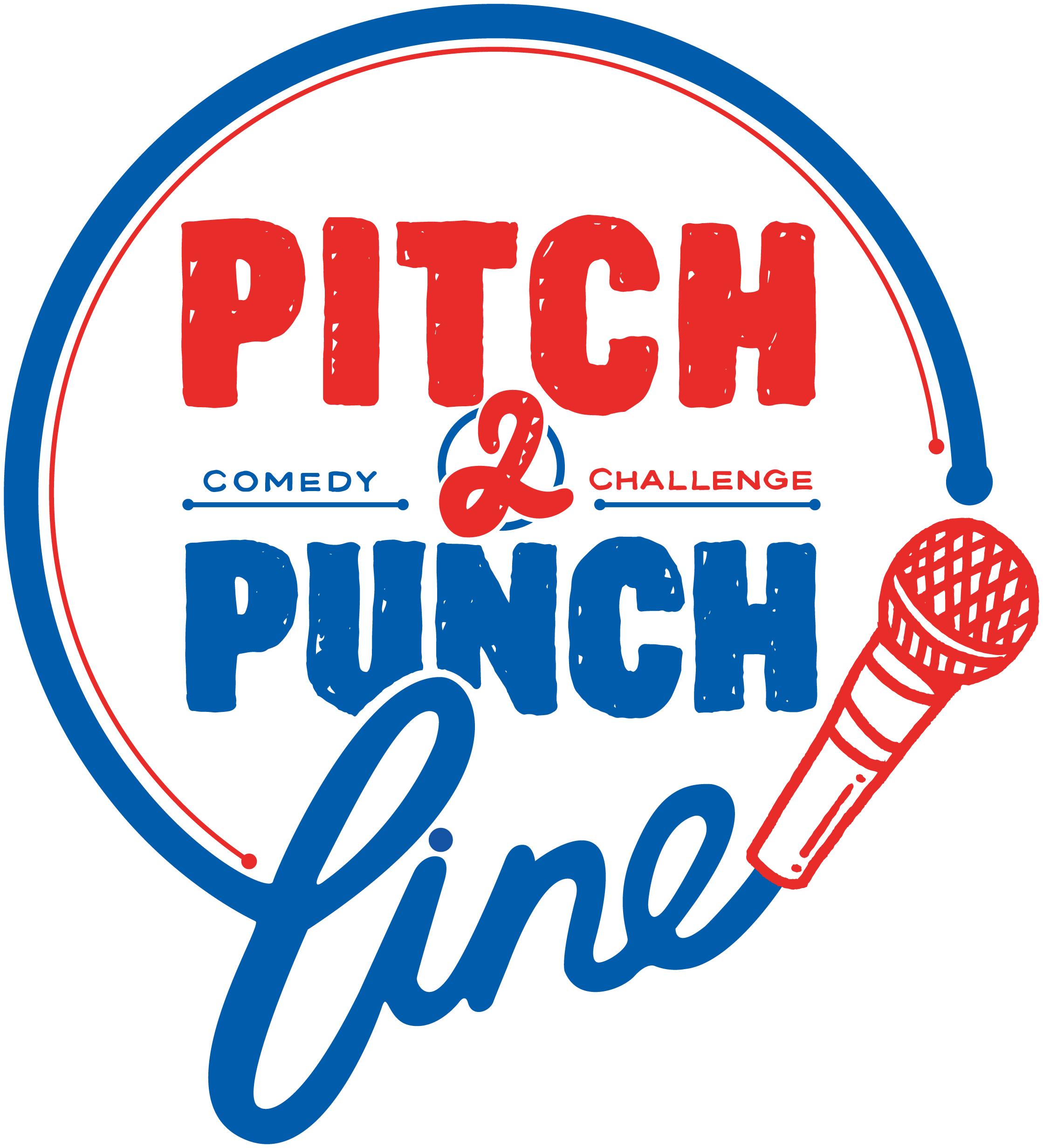 pitch to punchline logo